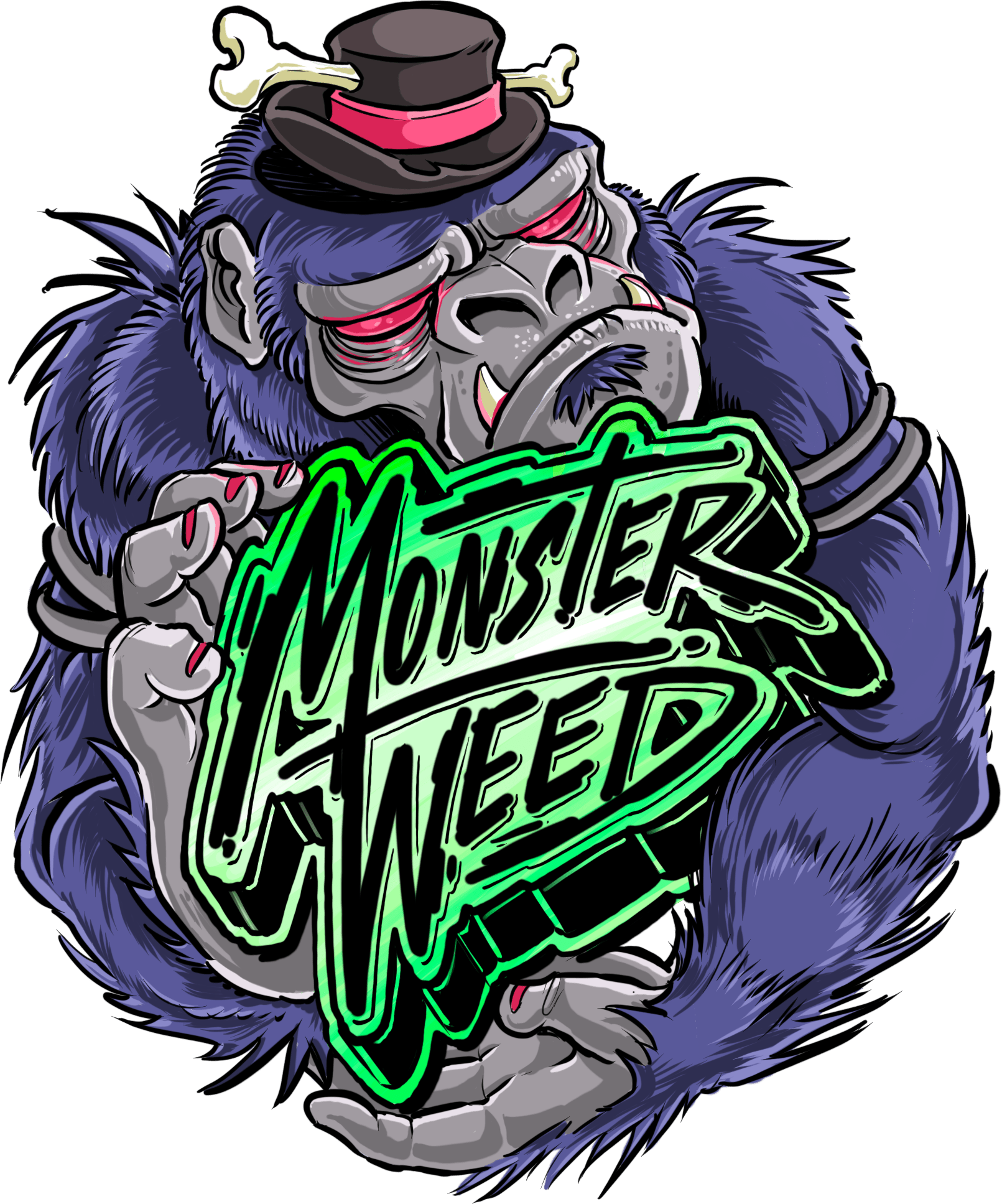 Monster Weed